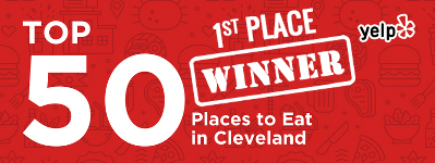 THE Best Places To Eat in Cleveland!