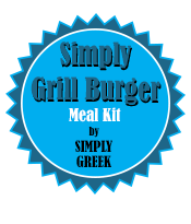 Simply Grill Burger Meal Kit
